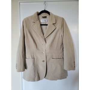 Max Mara Light Beige Blazer